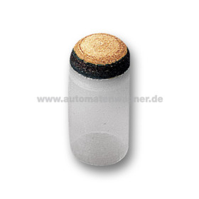 Aufsteck-Leder 12,0 mm