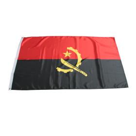 Flagge Angola 90 x 150 cm