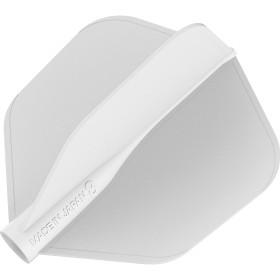 8 Flight White No 6 Shape weiß