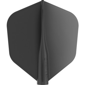 8 Flight Black No 6 Shape schwarz
