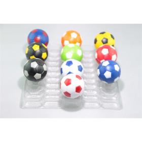 Kickerball Winspeed MIX by Robertson 35 mm, Set mit 10 Stück