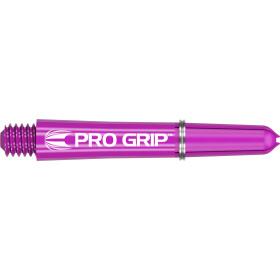 Target Schäfte Pro Grip short 34mm lila