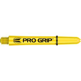 Target Schäfte Pro Grip intermediate 41mm gelb