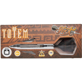 Shot Steel Dartpfeile Totem 2 85% Dart 26g