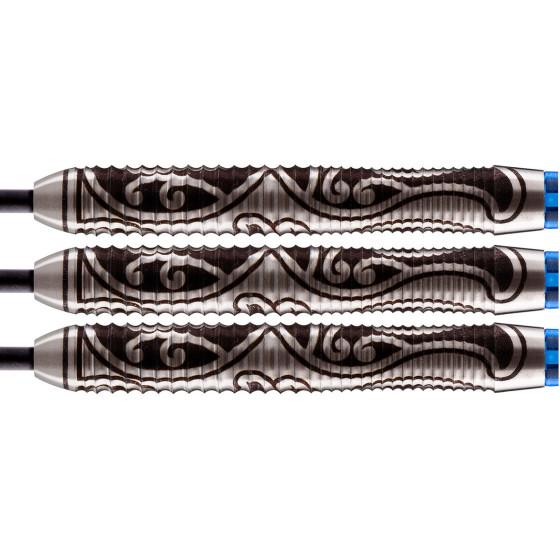 Shot Steeldarts Warrior TIPU 80% Dart 25g