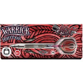 Shot Steeldarts Warrior HAUTOA 80% Dart 26g
