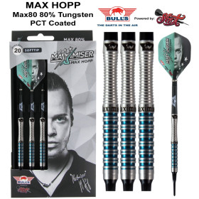 Bull´s Softdarts Max Hopp The Maximiser 80% Dart 20g