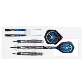 Shot Softdarts Viking Shield Maiden   90%Tungsten Dart 18g