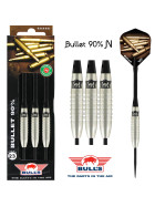 Bull´s Steeldarts Bullet 90% Tungsten 25g