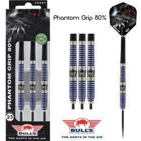 Bull´s Steeldarts Phantom 80% Tungsten 24g