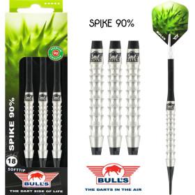 Bull´s Softdarts Spike 90% Tungsten Dart 18g