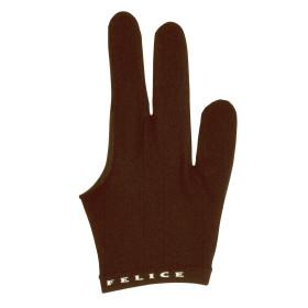 Billard Handschuh FELICE schwarz linke und rechte Hand