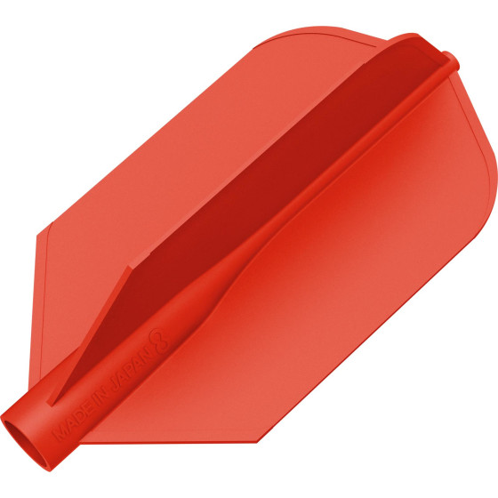 8 Flight Red Slim rot