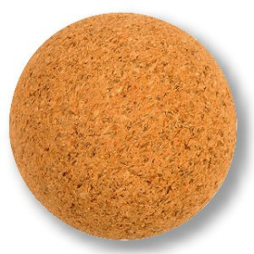 Kickerball Kork natur ca. Ø 35mm