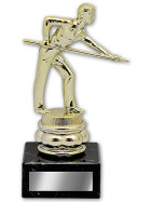 Billard-Champion Man Trophy 160 mm