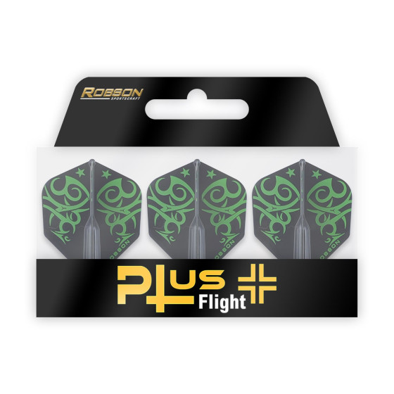 Robson Plus Flight Standard Tribe Green
