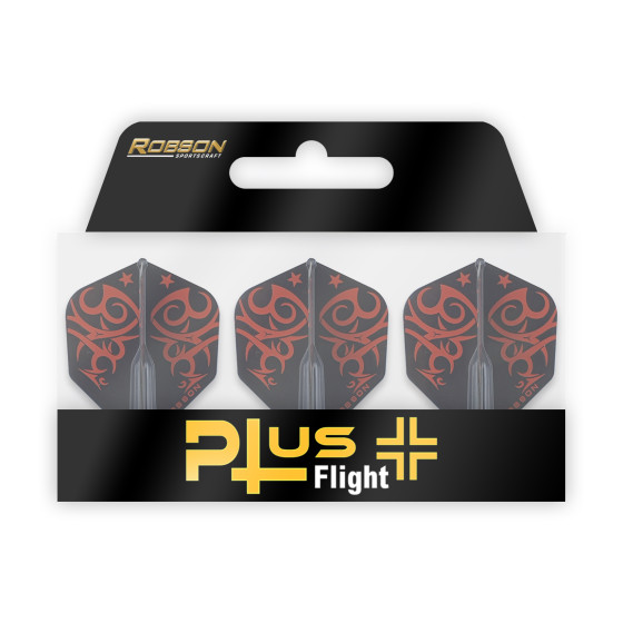 Robson Plus Flight Standard Tribe Red
