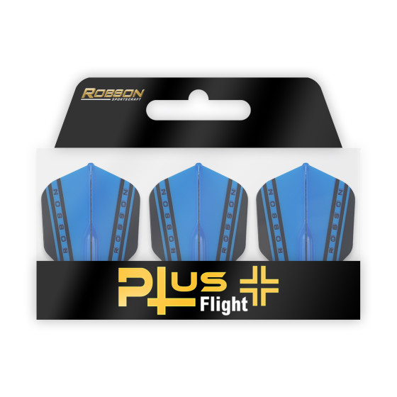 Robson Plus Flight No. 6 V Blue