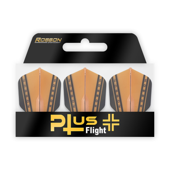 Robson Plus Flight No. 6 V Orange