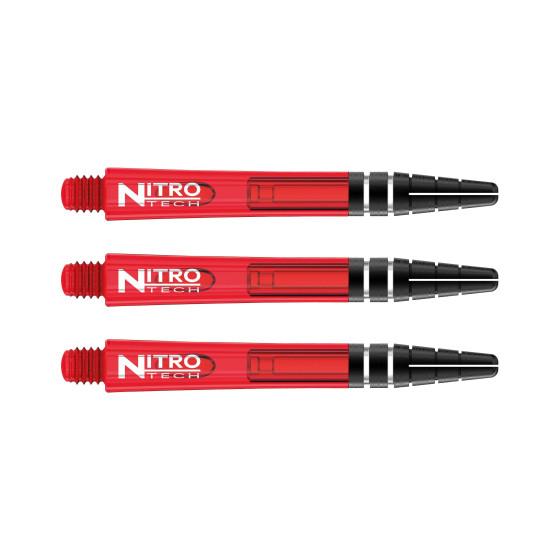 Red Dragon Nitrotech Schäfte Medium rot