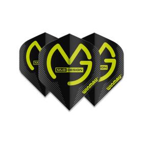 Winmau Flights Mega Standard MVG Michael van Gerwen