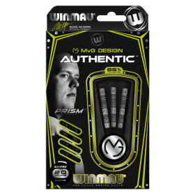 Winmau Softdarts MvG Authentic 85% Tungsten 20g