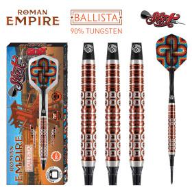 Shot Softdarts Roman Empire Ballista  90%Tungsten  Dart 18g