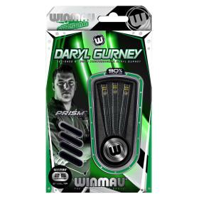 Winmau Steeldarts Daryl Gurney Special Edition Black 25g