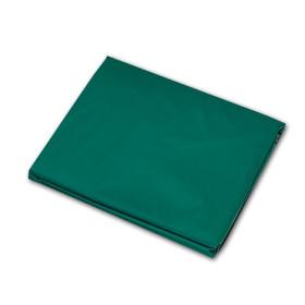 Billard Abdeckplane grün mit Gummizug