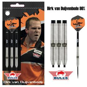 Bull´s Steeldarts Dirk van Duijvenbode  90%...
