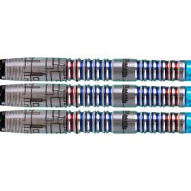 WA Darts Softdartpfeile Laserfighter Tungsten 90%...