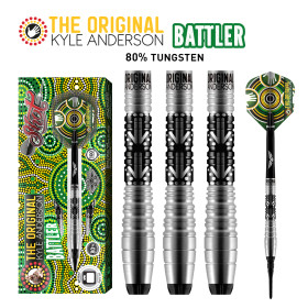 Shot Softdarts Kyle Anderson Battler 80%Tungsten 18g