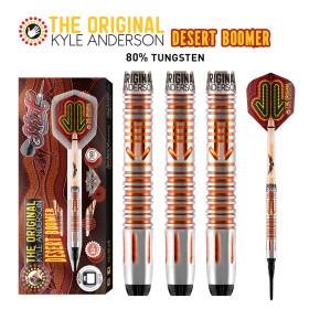 Shot Softdarts Kyle Anderson Desert Boomer 80%Tungsten 20g