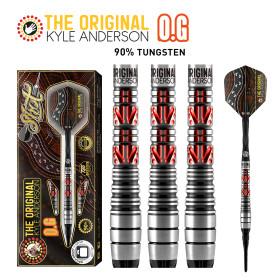 Shot Softdarts Kyle Anderson The Original 90%Tungsten 18g