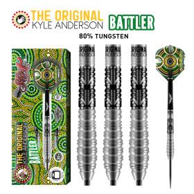 Shot Steeldarts Kyle Anderson Battler 80% Tungsten 23g