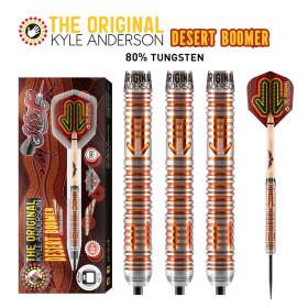 Shot Steeldarts Kyle Anderson Desert Boomer 80% Tungsten 24g