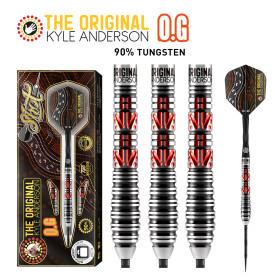 Shot Steeldarts Kyle Anderson The Original 90% Tungsten 23g