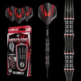 Winmau Softdarts Mervyn King Special Edition 90% Tungsten...