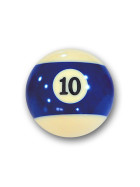 "Billardkugel Nr.10   Pool-Ball ""Favorite"" Nr. 10  (12J210)"