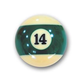 "Billardkugel Nr.14   Pool-Ball ""Favorite"" Nr...."