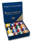 Pool-Ball-Satz Super Aramith Pro 57,2 mm