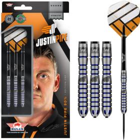 Bull´s NL Steel Dartpfeile Justin Pipe Edition 1...