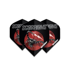 Winmau Flights Rock Band Scorpions