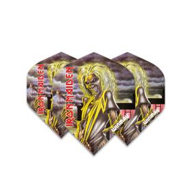 Winmau Flights Rock Band Iron Maiden Killers
