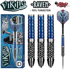 Shot Steel Dartpfeile Viking Raven  90% Dart 23g