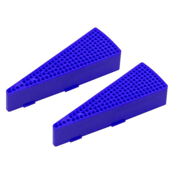 GRANBOARD132 Segment Single Triangle blau 2 St.