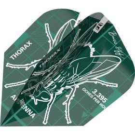Target Flights BLUEPRINT PRO.ULTRA grün TEN-X