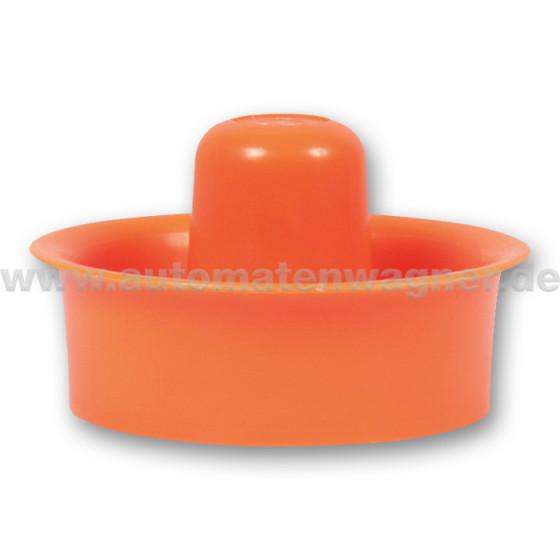 Airhockey Schläger Ø 100 mm, orange