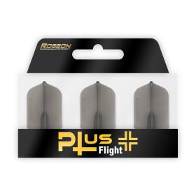 Robson Plus Flight Crystal Slim Clear Black