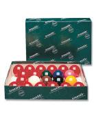 Snooker-Ball-Satz 52,4 mm Aramith